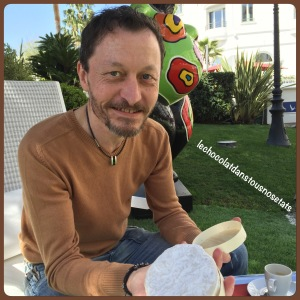 Rencontre avec Jean-Patrice PACI, petit prince créateur de chocolat et designer d'un nouveau genre, Nice et Cannes