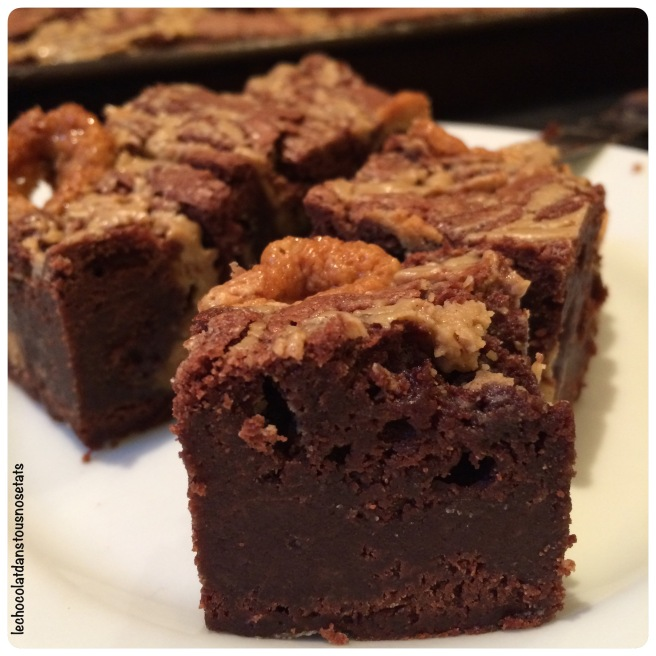 Le brownie, KING DAVID, Neuilly